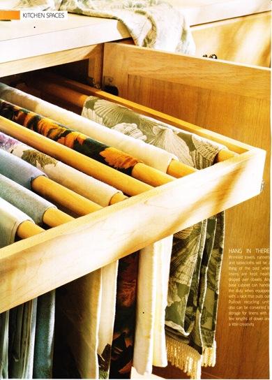 Designing Your Dream Home Kitchen Vertical Storage