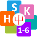 HSK Chinese Learning Assistant icon