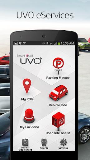 UVO eServices OS 2.3.4 - 3.2