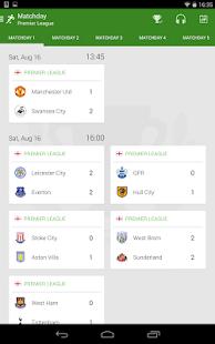 Onefootball - Soccer scores Screenshot 25