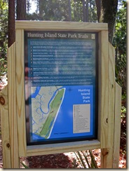Trails Sign