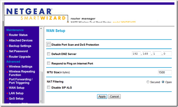 Internet Connections: Netgear Not Connecting To Internet