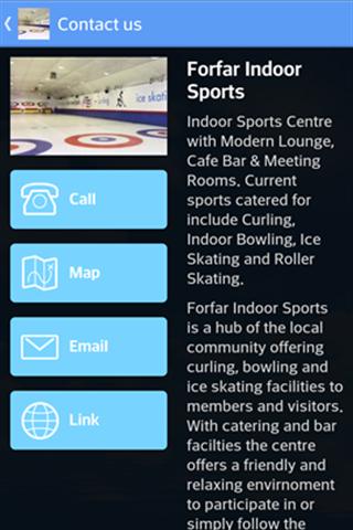 Forfar Indoor Sports