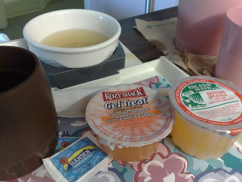 clear liquid hospital diet