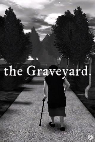 The Graveyard Trial- screenshot