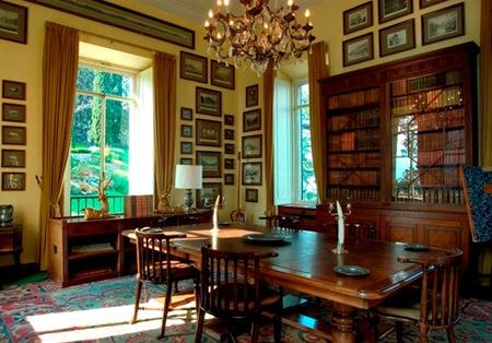 Brillante Interiors Historic Italian Houses Museum