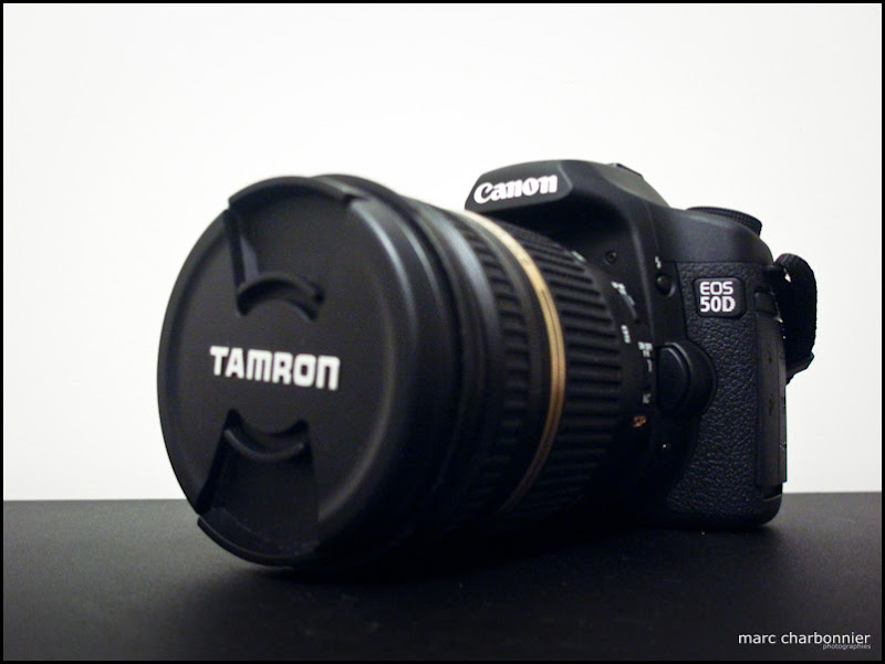 Canon EOS 50D et Tamron 17-50 VC