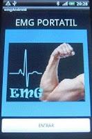 Screenshot of EMG