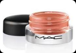 mac cosmetics paint pot coral crepe