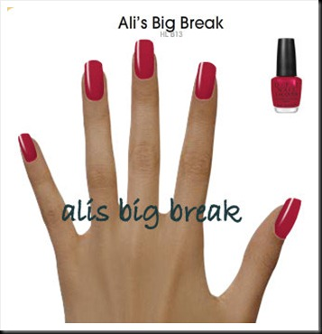 alis big break