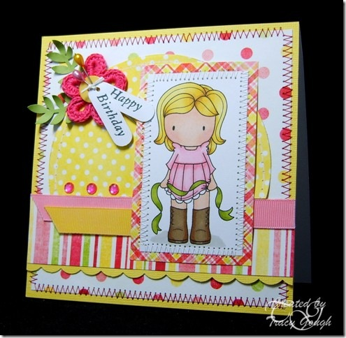 Tracy's DT card for PfP #40