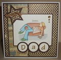 stamptacular #63 - father's day