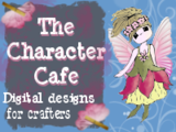 the character cafe logo