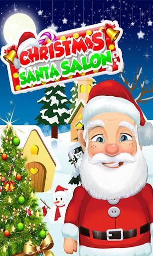 沙龍聖誕老人聖誕節遊戲