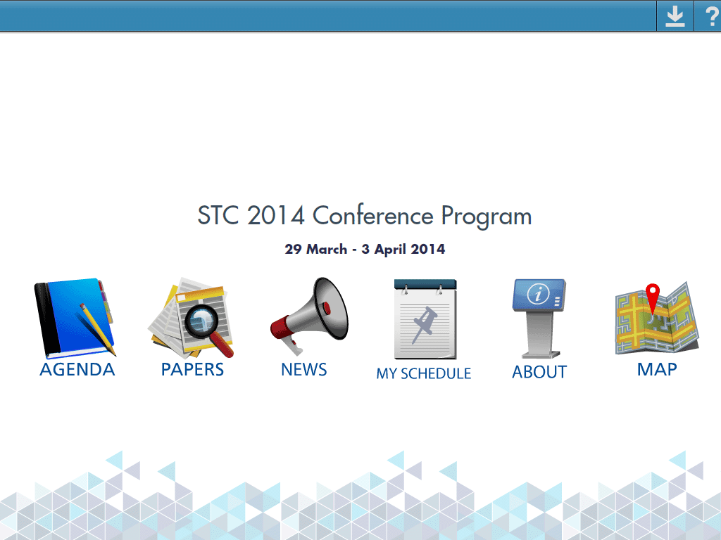 STC - screenshot