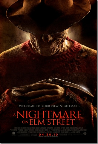 A NIGHTMARE ON ELM STREET poster [click to enlarge]