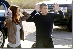 "[click for additional pics from this episode of Prison Break, ""Vs.""]"