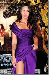 Megan Fox @ the Tokyo premiere [click to enlarge]