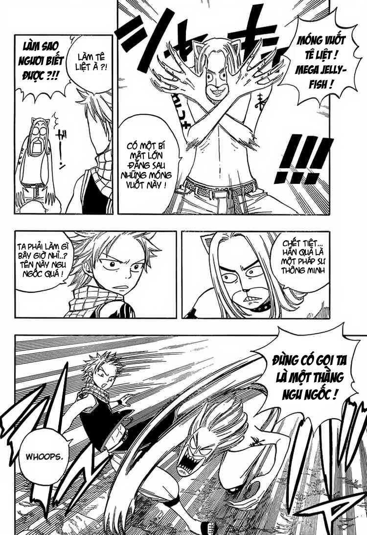Fairy Tail Chap 33