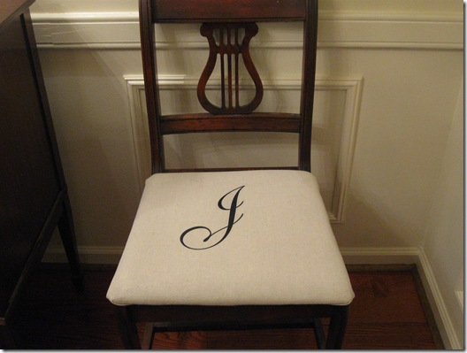 monogrammed dining room chairs 024