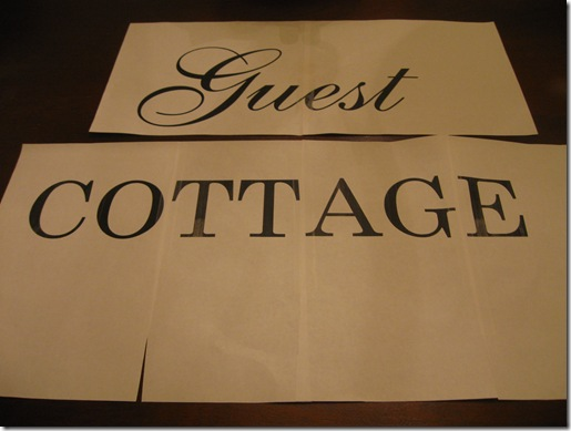 guest cottage sign 004