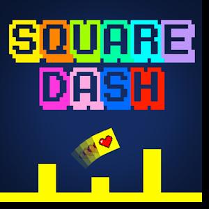 Square Dash : Skill Challenge 街機 App LOGO-硬是要APP