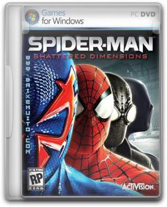 Spiderman Shattered Dimension Crack - messagefasr
