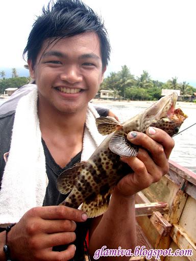 fishing day with friends at rampayan laut kota belud sabah malaysia
