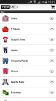 Screenshot of Yepme - Online Shopping App