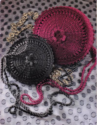 صورة صور شنط كروشيه , اجمل الصور لشنط الكورشيه لاحدث الموضات