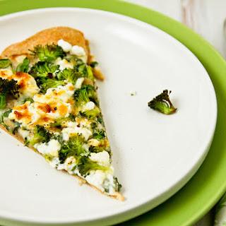 Spinoccoli Pizza