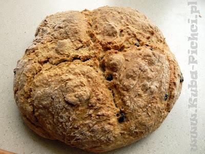 Klasyczny sodowy chleb irlandzki