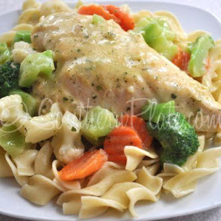 Creamy Chicken Skillet.