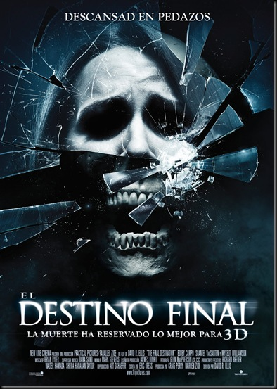DESTINO FINAL cartel