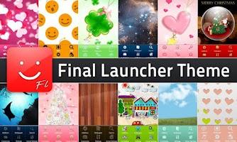 Screenshot of Final Launcher