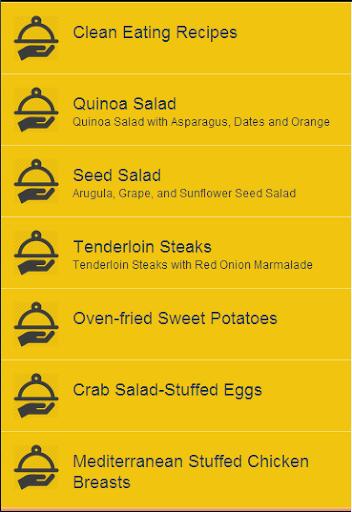 Clean Food Recipe