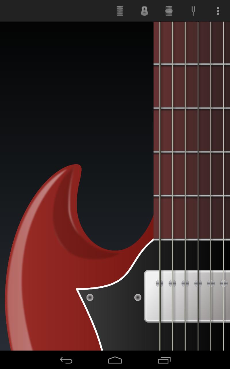Jimi Guitar screenshot #17