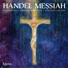Händel: MESSIAH (Hyperion)