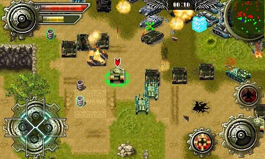 TANK WAR 2013 Screenshot 10