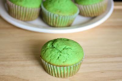 photo of one cupcake