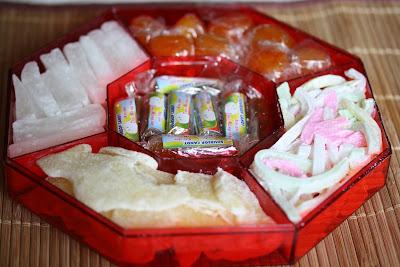 chinese new year candy - Chinese New Year Candy