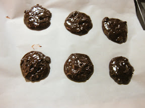 photo of the cookies ready to be baked