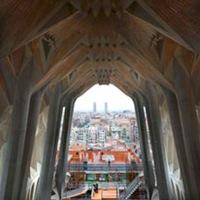 estructura-y-arquitectura-arcos Sagrada Familia en Barcelona