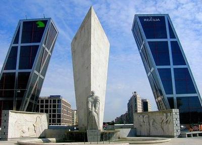 las-torres-kio-puertade-de-europa-madrid