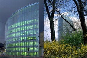 Business Promotion Centre, Duisburg, Germany – High Tech