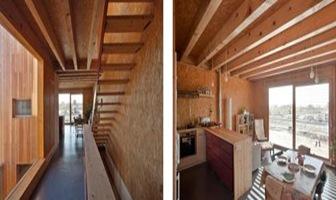 Paneles Permeables Prefabricados de madera