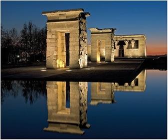 templo-de-debod-arquitectura
