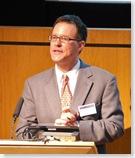 Brian Lavoie, co-chair van de Taskforce