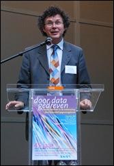 Peter Doorn, een trotse DANS-directeur