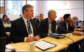 De APA Participants Meeting na de conferentie